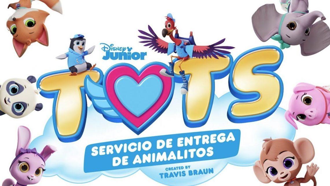 EN JUNIO LLEGAN NUEVAS AVENTURAS DE TOTS, SERVICIO DE ENTREGA DE ANIMALITOS Y PJ MASKS A DISNEY JUNIOR