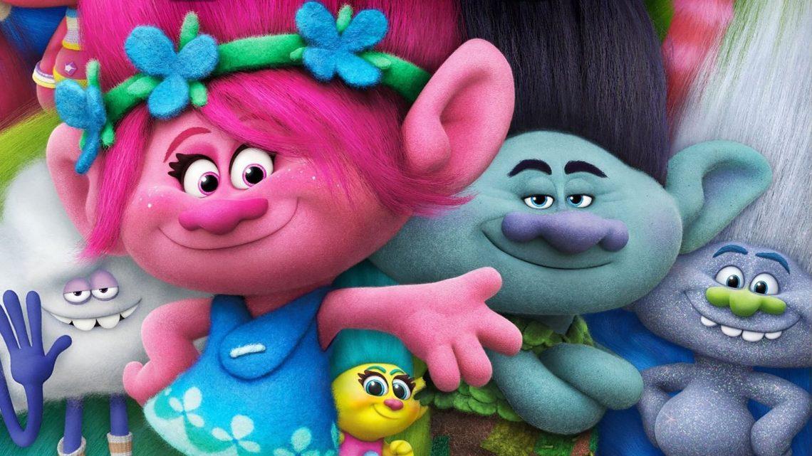 ¡Trolls estreno este domingo por la noche en canal 5! #FelizConTrollsYEL5