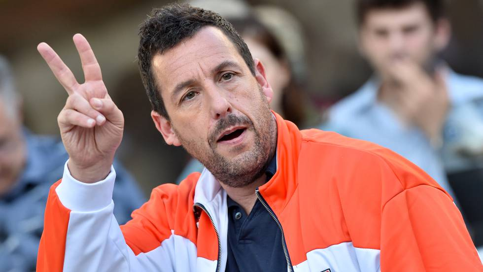 UN DOMINGO DE COMEDIA CON ADAM SANDLER EN WARNER CHANNEL