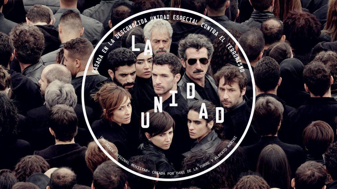 HBO PRESENTA EL PÓSTER OFICIAL DE LA SERIE ESPAÑOLA LA UNIDAD