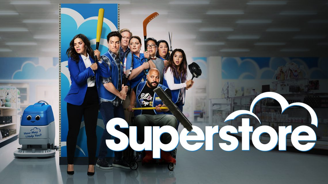 WARNER CHANNEL ESTRENA LA QUINTA TEMPORADA DE SUPERSTORE