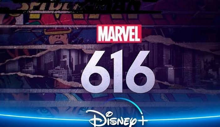 MARVEL 616 / COMIC CON @HOME