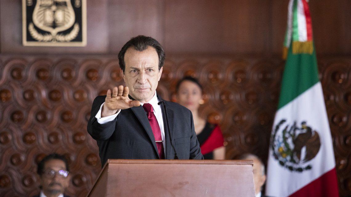 """LLEGA LA ESPERADA SEGUNDA TEMPORADA DEL THRILLER POLÍTICO """"AQUÍ EN LA TIERRA"""""""