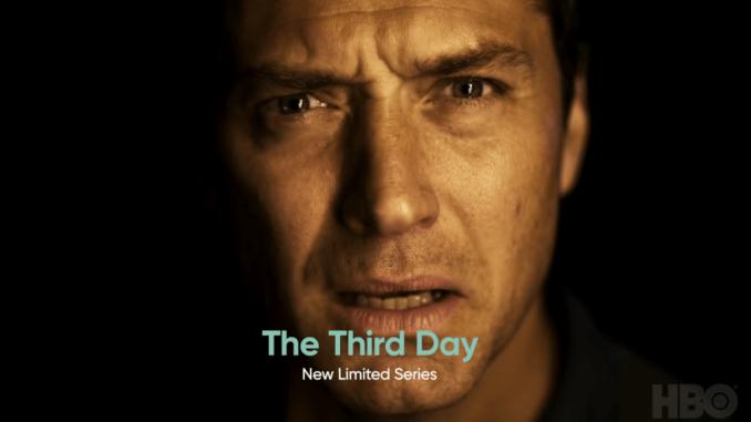HBO PRESENTA EL TRAILER DE 'THE THIRD DAY' CON JUDE LAW Y NAOMIE HARRIS