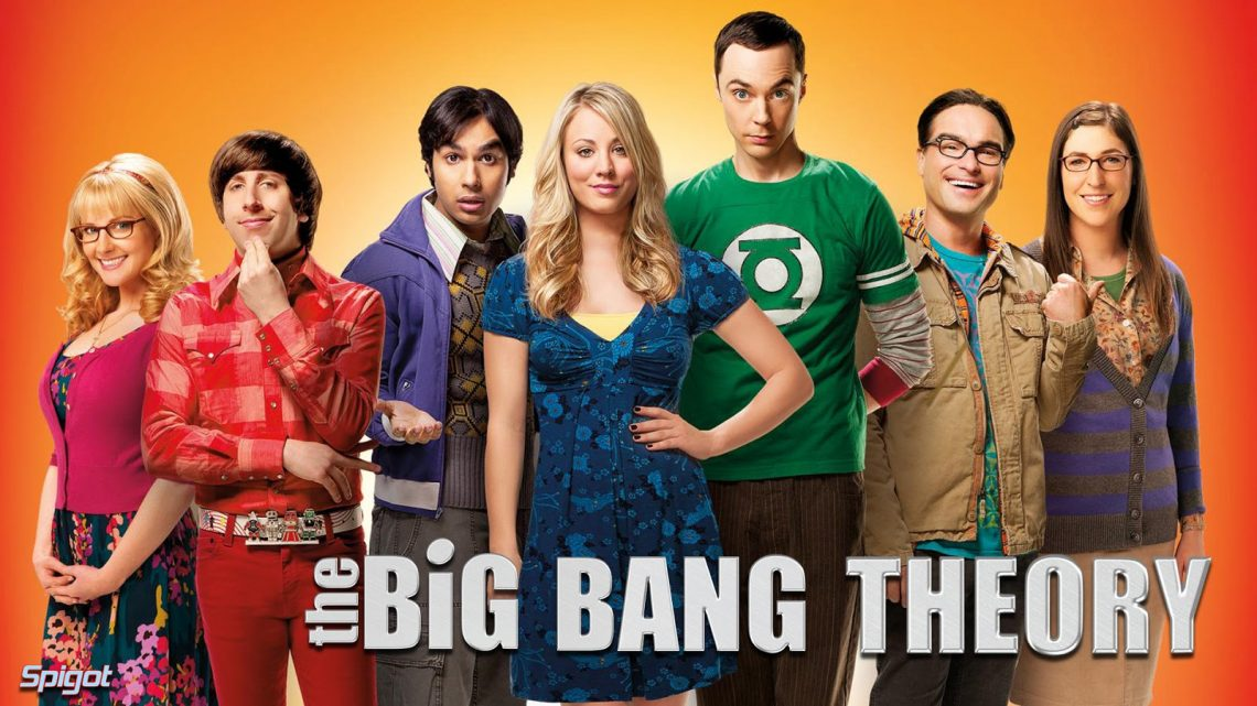 MARATÓN DE LA QUINTA TEMPORADA DE  THE BIG BANG THEORY