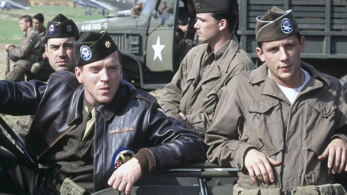 BAND OF BROTHERS LLEGA A HBO EXTRAS