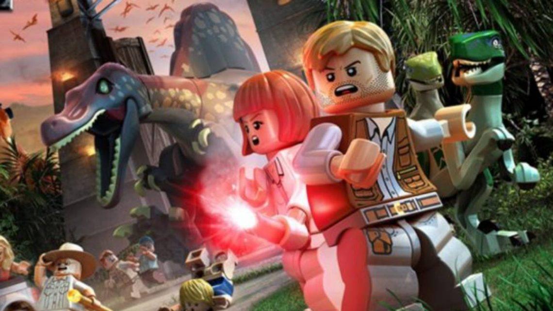 JURASSIC WORLD LLEGA A LEGO BRAWLS