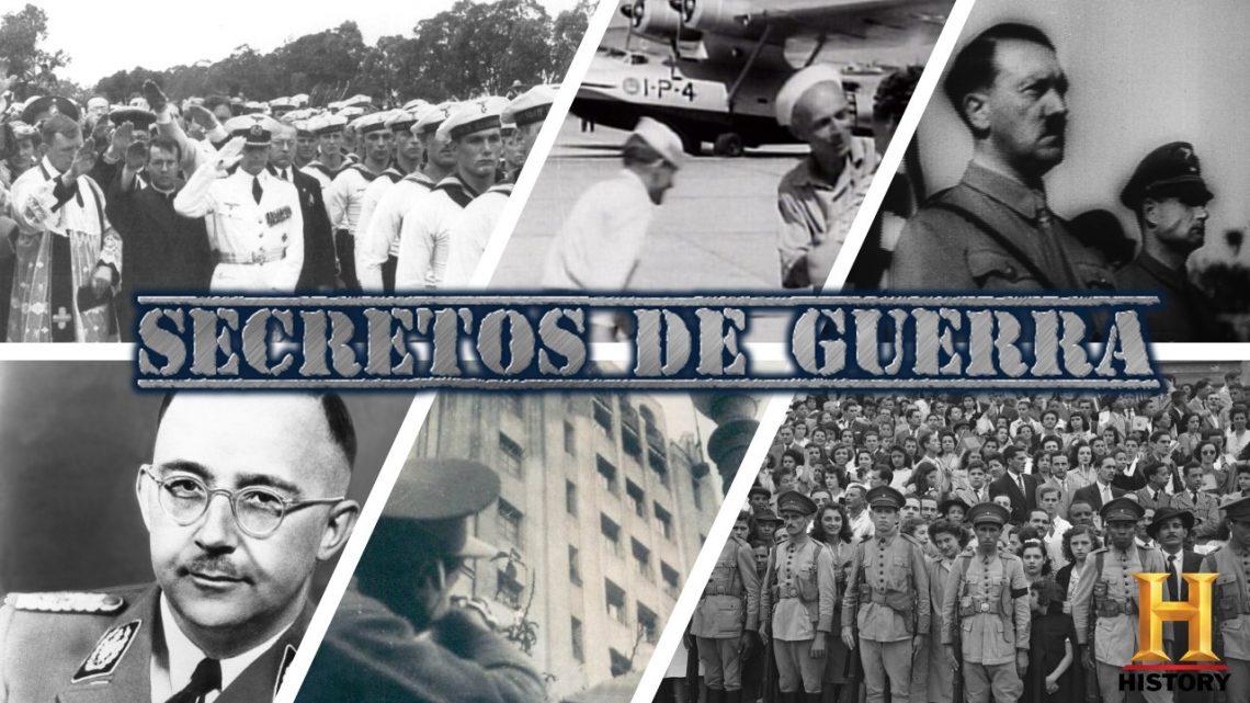 RESEÑA: CONFERENCIA VIRTUAL LANZAMIENTO SECRETOS DE GUERRA / HISTORY
