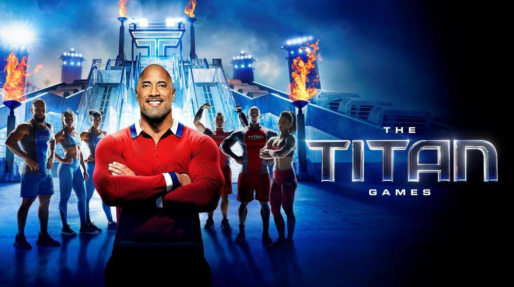 "LLEGA A FX LA SEGUNDA TEMPORADA DE LA COMPETICIÓN FÍSICA A GRAN ESCALA: ""THE TITAN GAMES"""