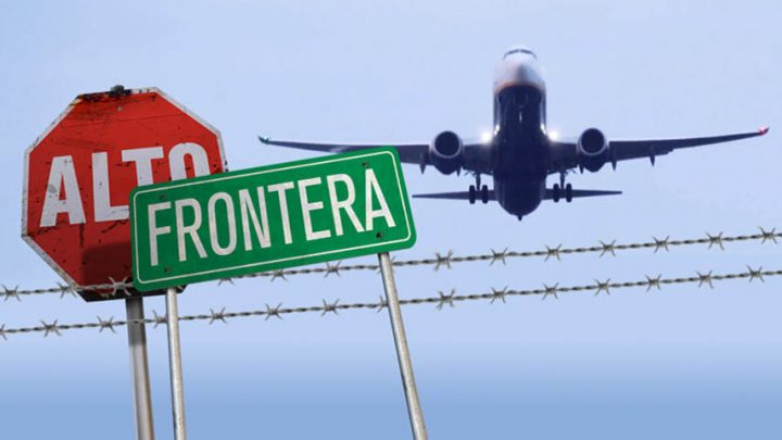 """ALTO FRONTERA"" – LO NUEVO DE A&E"