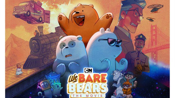¡La aventura más escandalosa está aquí! ¡Escandalosos: La Película llega a Cartoon Network!