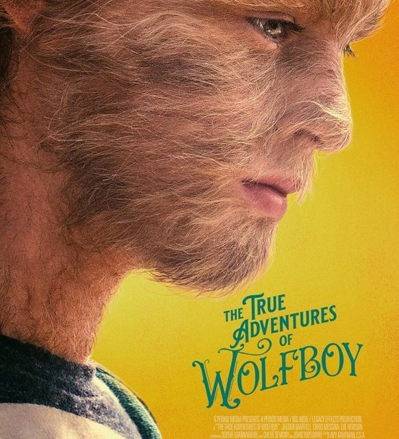 RESEÑA: THE TRUE ADVENTURES OF WOLFBOY