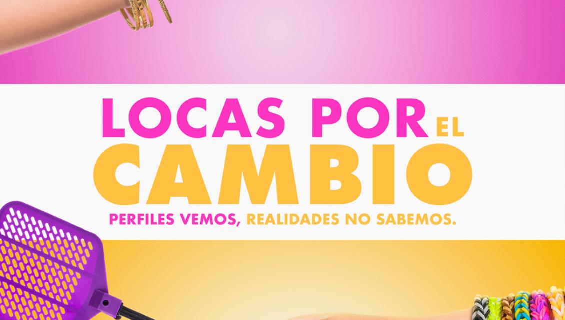 AMAZON PRIME VIDEO REVELA EL TRÁILER Y ARTE OFICIAL DE SU PRIMERA PELÍCULA ORIGINAL PARA MÉXICO, LOCAS POR EL CAMBIO