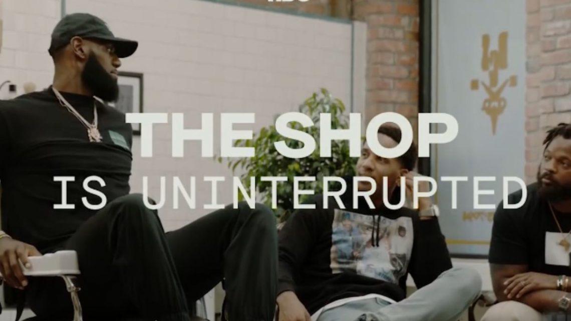 """ESTRENA """"THE SHOP: UNINTERRUPTED"""""""
