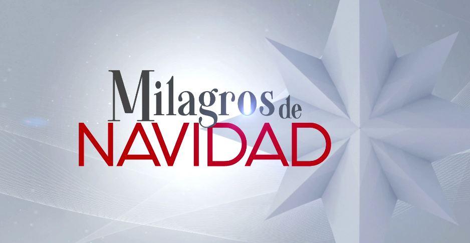 """EMOCIONANTES HISTORIAS DE VIDA LLEGAN A TELEMUNDO INTERNACIONAL CON LA SERIE UNITARIA """"MILAGROS DE NAVIDAD"""""""