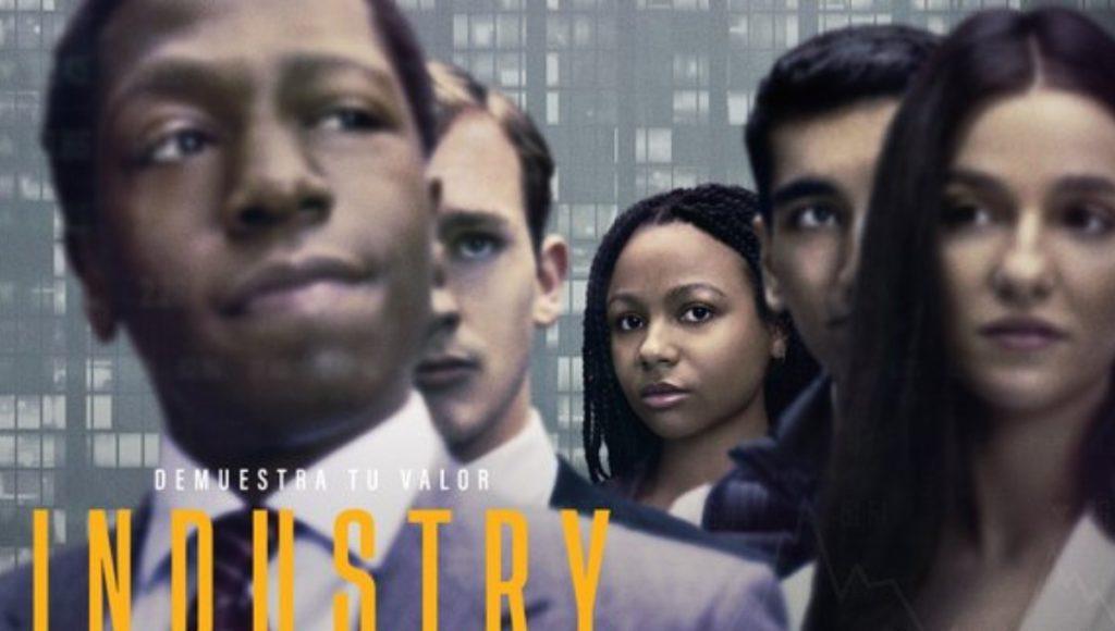 EPISODIOS FINALES DE 'INDUSTRY' LLEGAN DE UNA SOLA VEZ A HBO GO Y HBO ON DEMAND