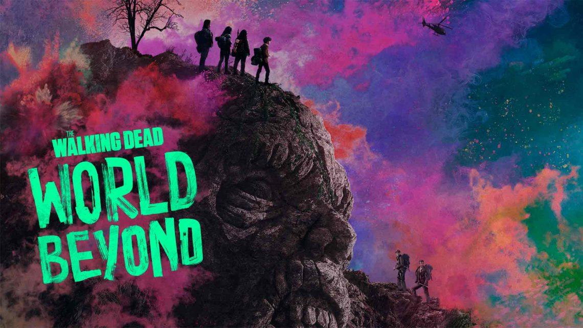 """MARATÓN ZOMBIE: LA NUEVA GENERACIÓN DE """"THE WALKING DEAD: WORLD BEYOND"""" EN AMC"""