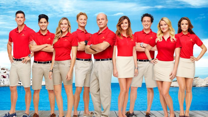 LLEGA LA 4TA TEMPORADA DEL NUEVO REALITY DE E! ENTERTAINMENT ¨BELOW DECK MEDITERRANEAN¨