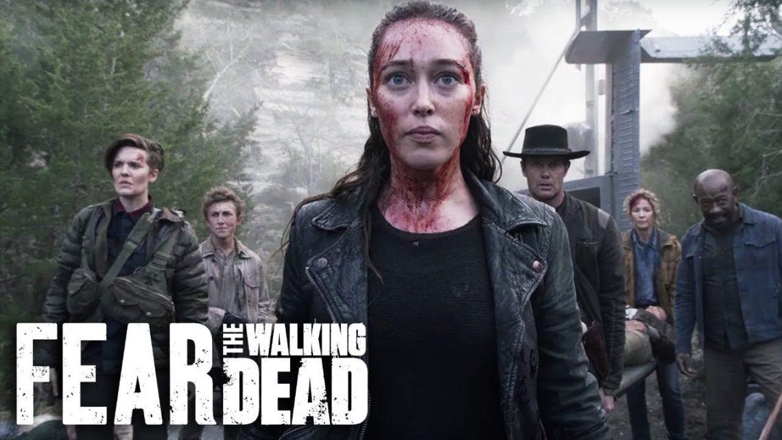 AMC PRESENTARÁ EN LA WONDERCON@HOME 2021 SU PANEL DE FEAR THE WALKING DEAD