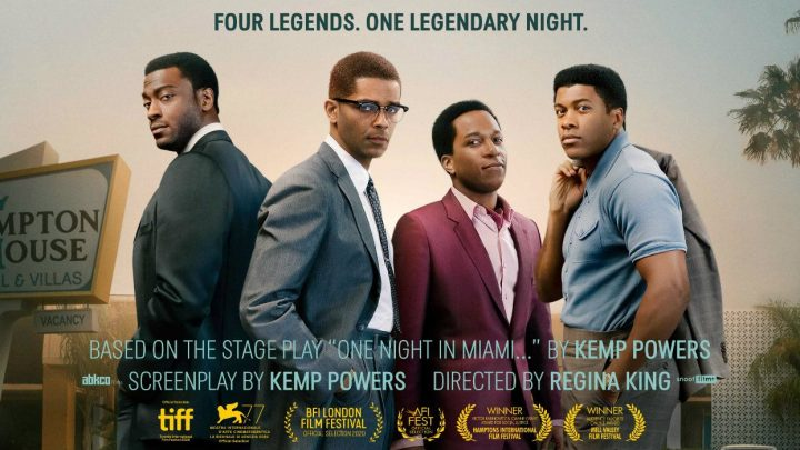 RESEÑA: ONE NIGHT IN MIAMI… DE AMAZON STUDIOS