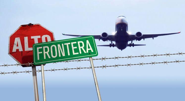 ALTO FRONTERA SOLO EN A&E