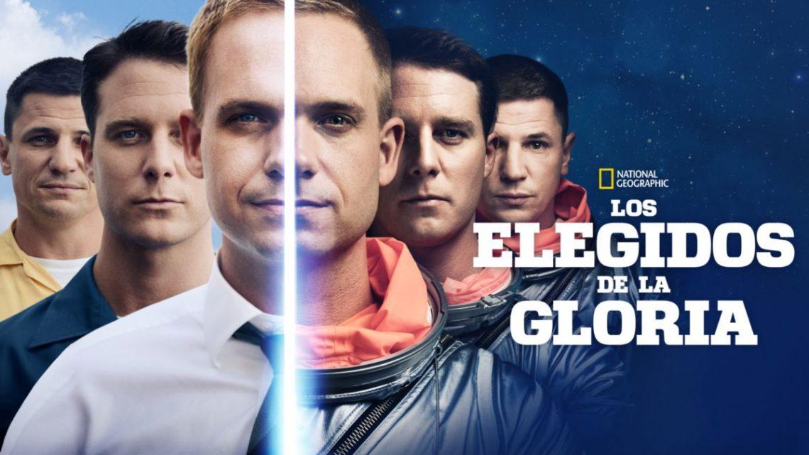 """""""LOS ELEGIDOS DE LA GLORIA DE NATIONAL GEOGRAPHIC LLEGA A DISNEY+ """"."""