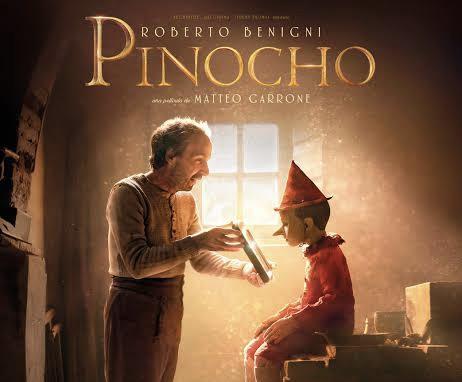 RESEÑA – PINOCHO (2021)
