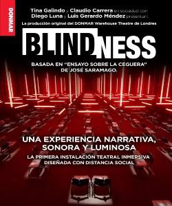 Conferencia de prensa Blindness México