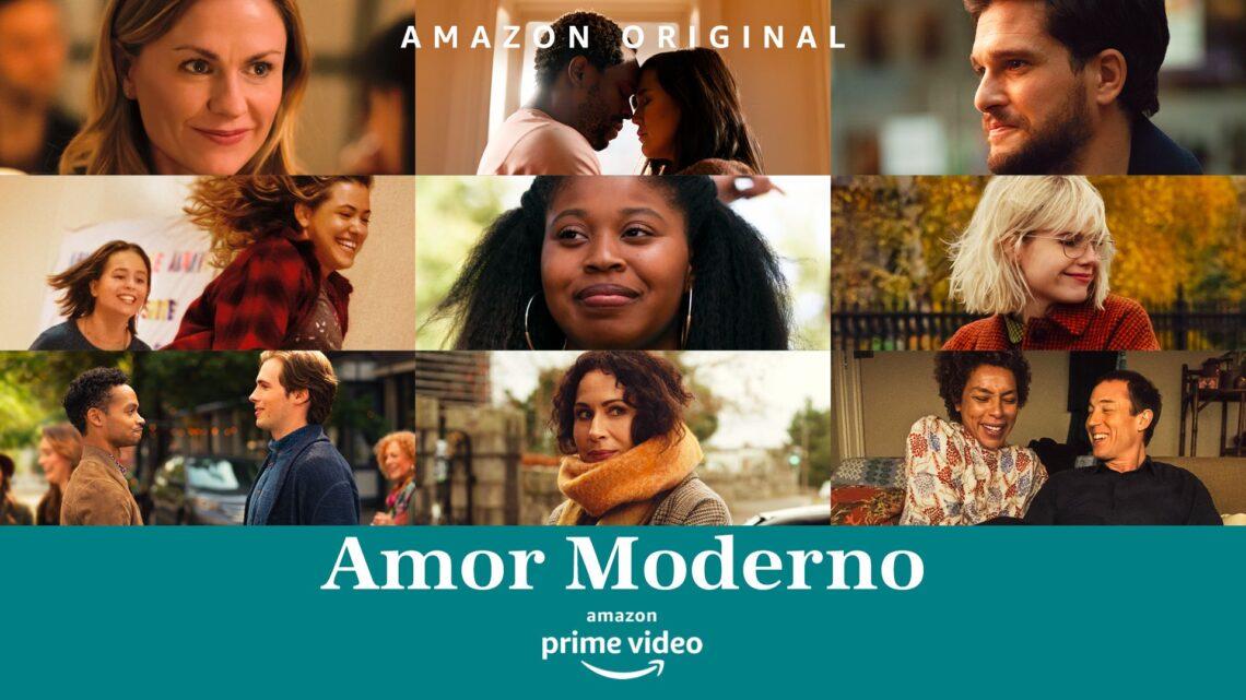 """AMAZON PRIME VIDEO LANZA EL TRÁILER OFICIAL DE LA SEGUNDA TEMPORADA DE """"AMOR MODERNO"""""""