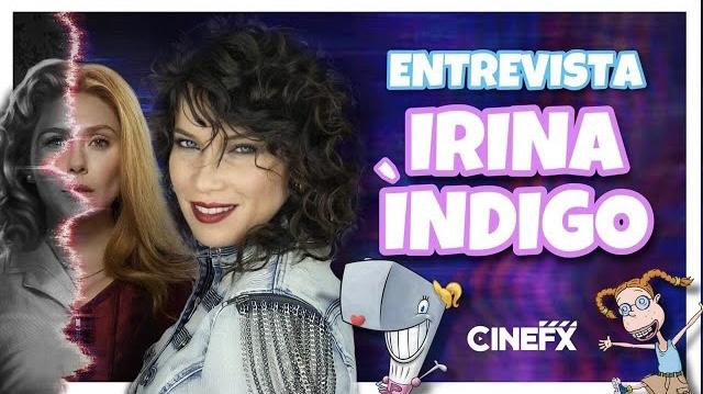 ENTREVISTA IRINA INDIGO