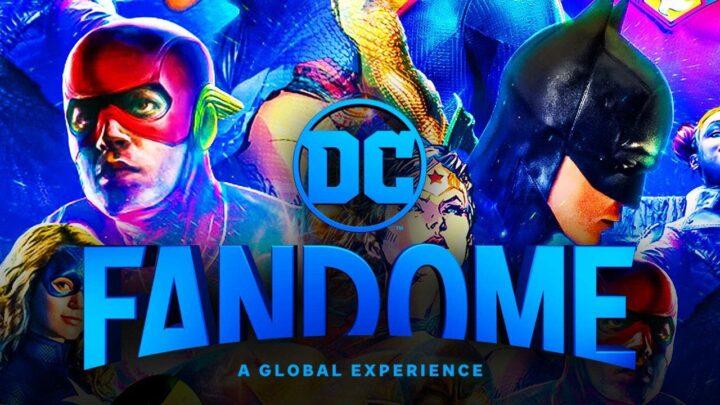 DC FANDOME 2021: ACCIÓN, REENCUENTROS Y ESTRENOS QUE PUEDES REVIVIR YA, EN HBO MAX