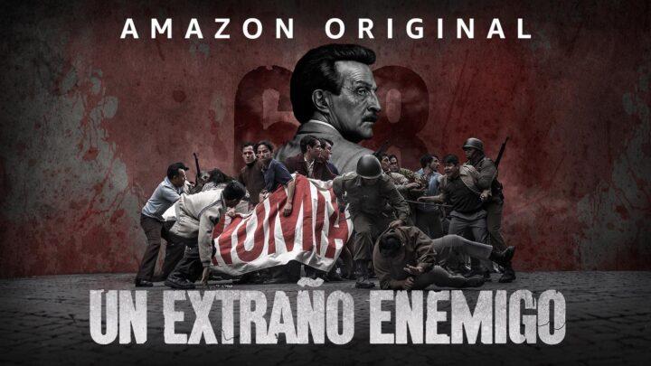 """LA SEGUNDA TEMPORADA DE """"UN EXTRAÑO ENEMIGO"""" LLEGA A AMAZON PRIME VIDEO"""