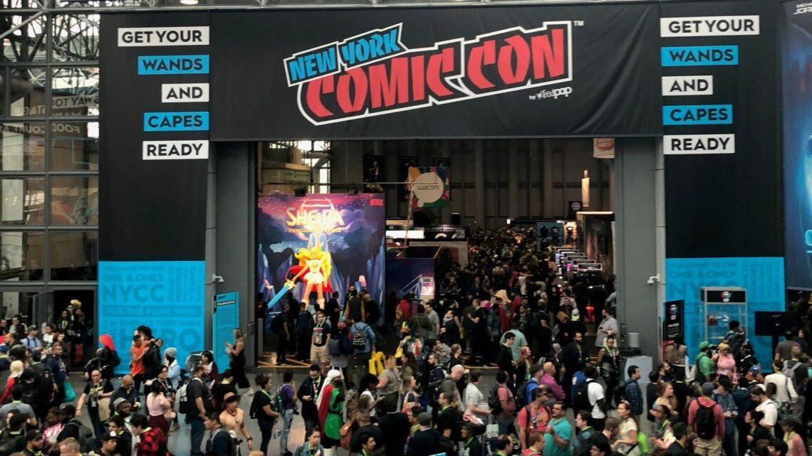 NEW YORK COMIC CON 2021 – DIA 1
