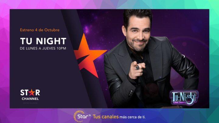 """STAR CHANNEL TRAE EL ESTRENO DE """"TU-NIGHT"""""""